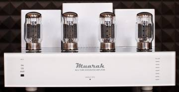 Muarah Audio / Buizenversterker